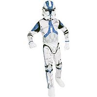 Star Wars Clone Trooper Costume - Kids