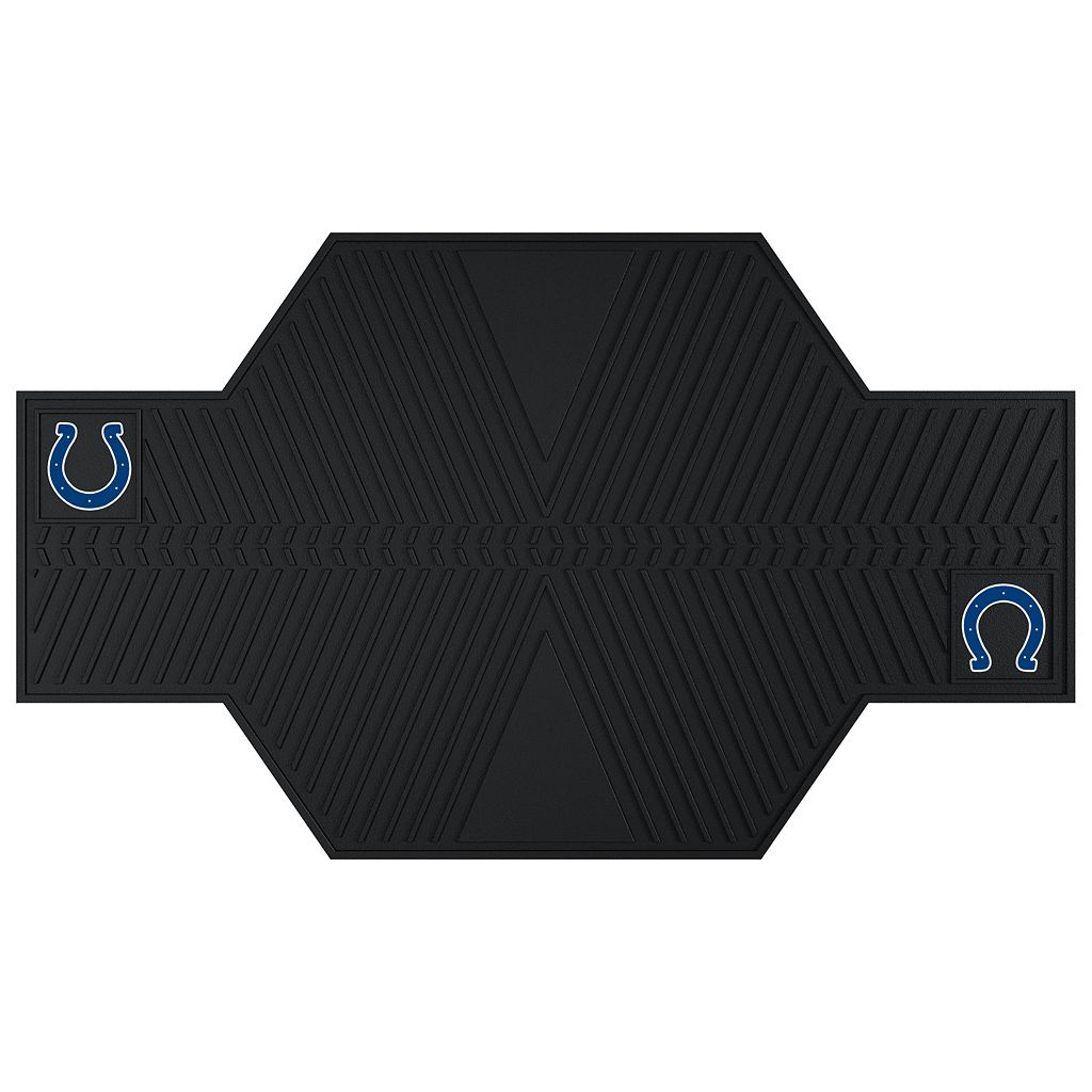 Indianapolis Colts Motorcycle Mat