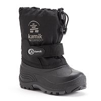 Kamik Waterbug5 Boys' Waterproof Winter Boots
