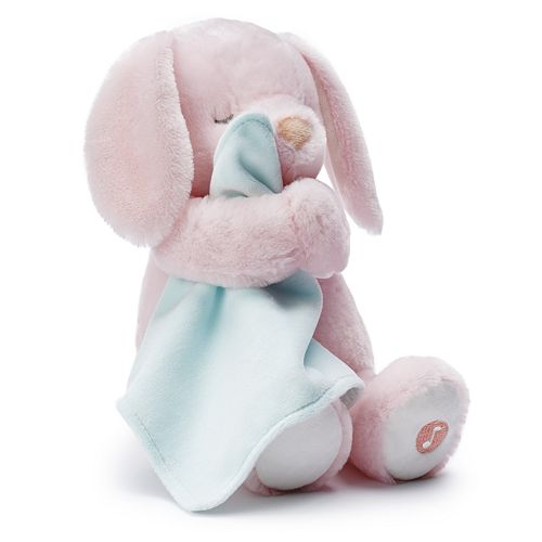 Carter's Plush Soothing Musical Bunny