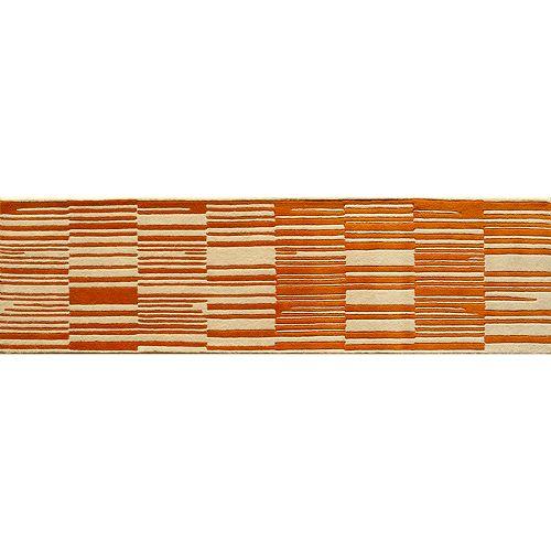 Momeni Delhi Abstract Rug Runner - 2'3'' x 8'