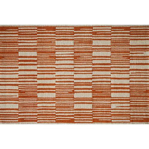 Momeni Delhi Abstract Rug - 3'6'' x 5'6''