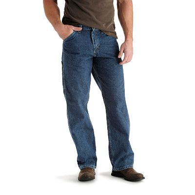 Lee Dungarees Carpenter Jeans - Big and Tall