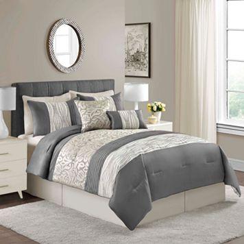 VCNY Arcadia 8-pc. Comforter Set