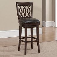 American Heritage Billiards Prado Swivel Bar Stool