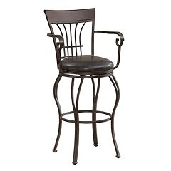 American Heritage Billiards Trinity Swivel Bar Stool
