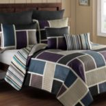 Victoria Classics Morgan 7 pc Reversible Quilt Set