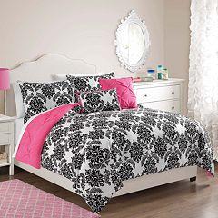 VCNY Olivia Reversible Comforter Set