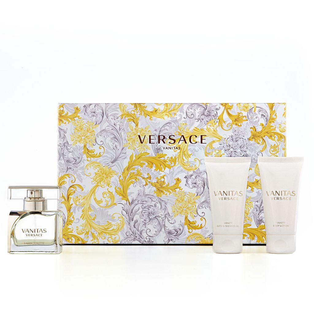 Versace Vanitas 3-pc. Women's Perfume Gift Set