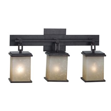 Plateau 3-Light Vanity Wall Sconce