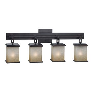 Plateau 4-Light Vanity Wall Sconce
