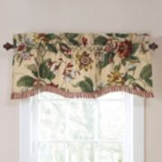Waverly Laurel Springs Window Valance - 16'' x 50''