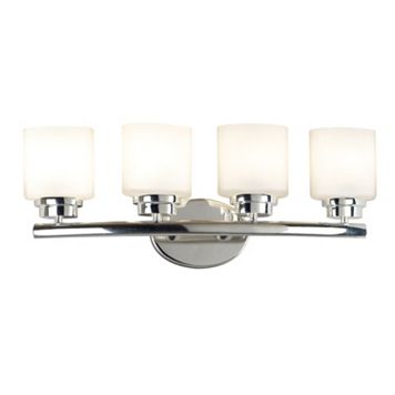 Bow 4-Light Vanity Wall Sconce