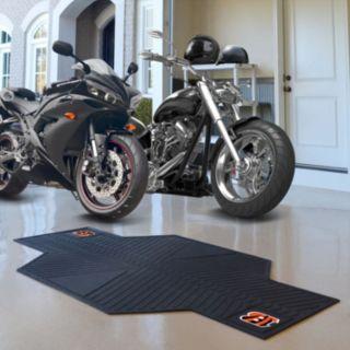Cincinnati Bengals Motorcycle Mat