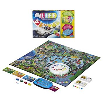 The Game of Life Electronic Banking Game by Hasbro