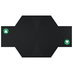 Boston Celtics Motorcycle Mat