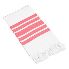 Linum Home Textiles Herringbone Beach Towel