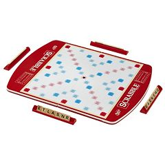 Scrabble Deluxe Game by Hasbro by