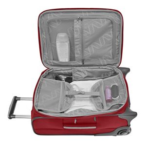 Traveler's Choice Birmingham 21-Inch Wheeled Carry-On