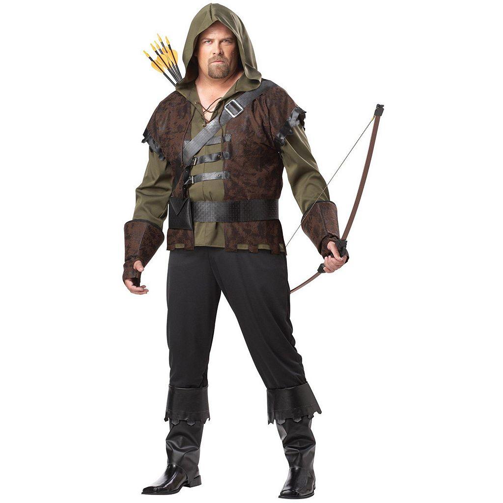 Robin Hood Costume - Adult Plus