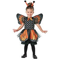 Monarch Butterfly Costume - Baby
