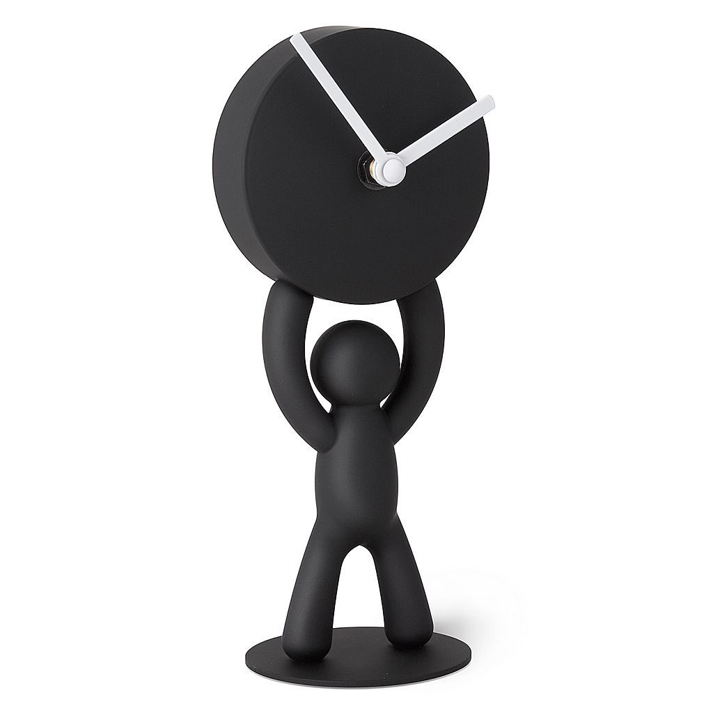 Umbra Buddy Desk Clock