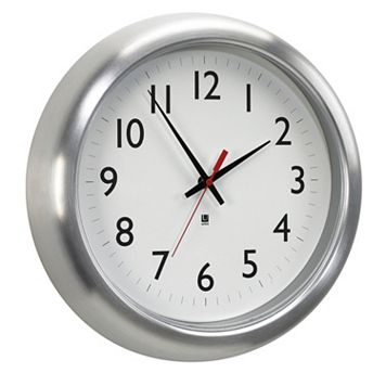 Umbra Station Wall Clock