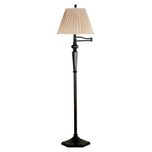Chesapeake Swing-Arm Floor Lamp