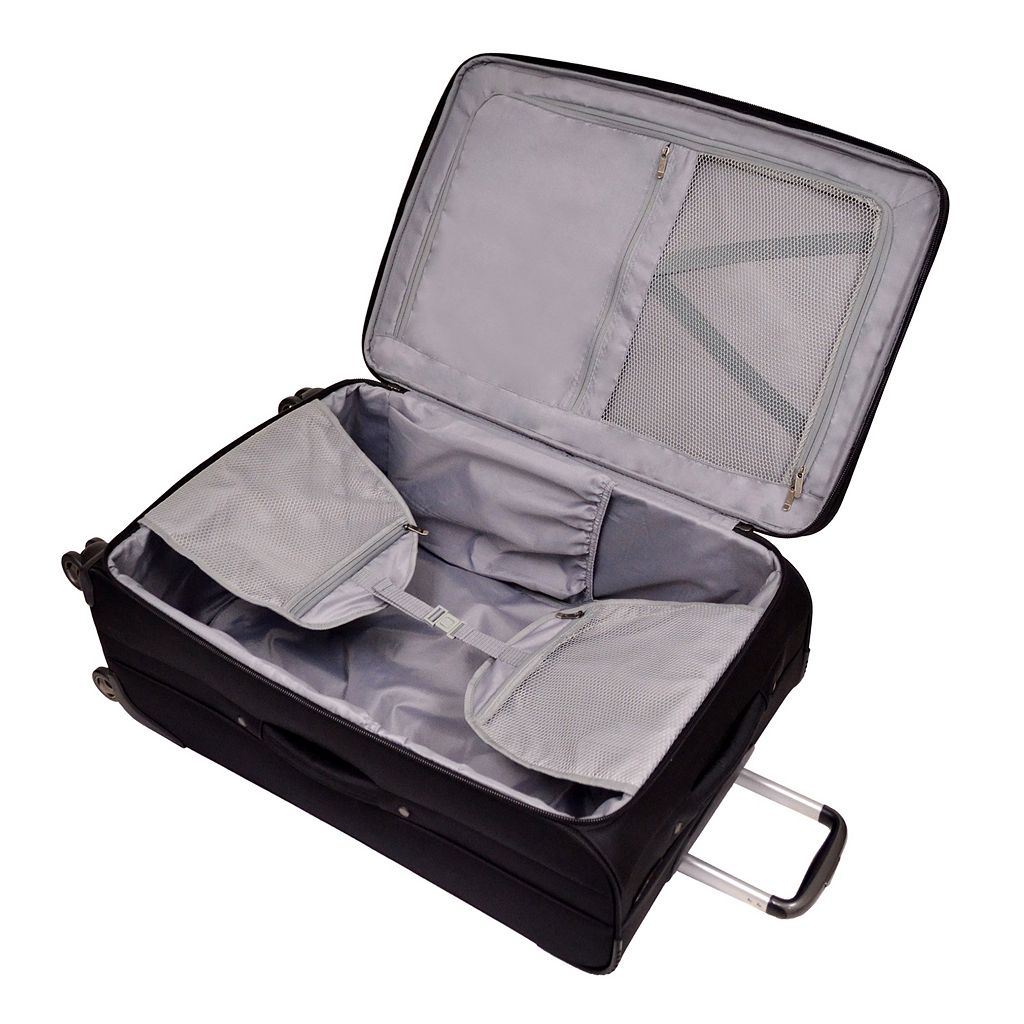 Traveler's Choice Cornwall Spinner Luggage