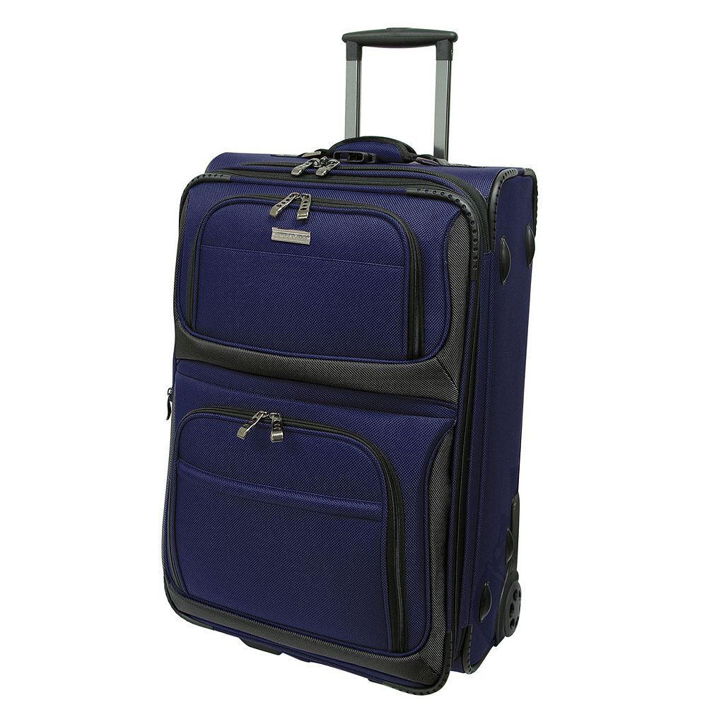 Traveler's Choice Conventional II 22-Inch Wheeled Carry-On