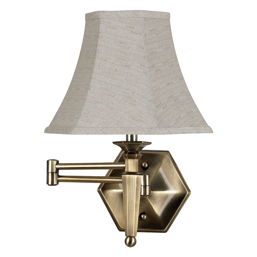 Mackinley Swing-Arm Wall Sconce