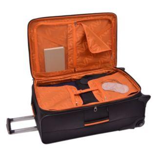 Traveler's Choice Birmingham 25-Inch Wheeled Luggage