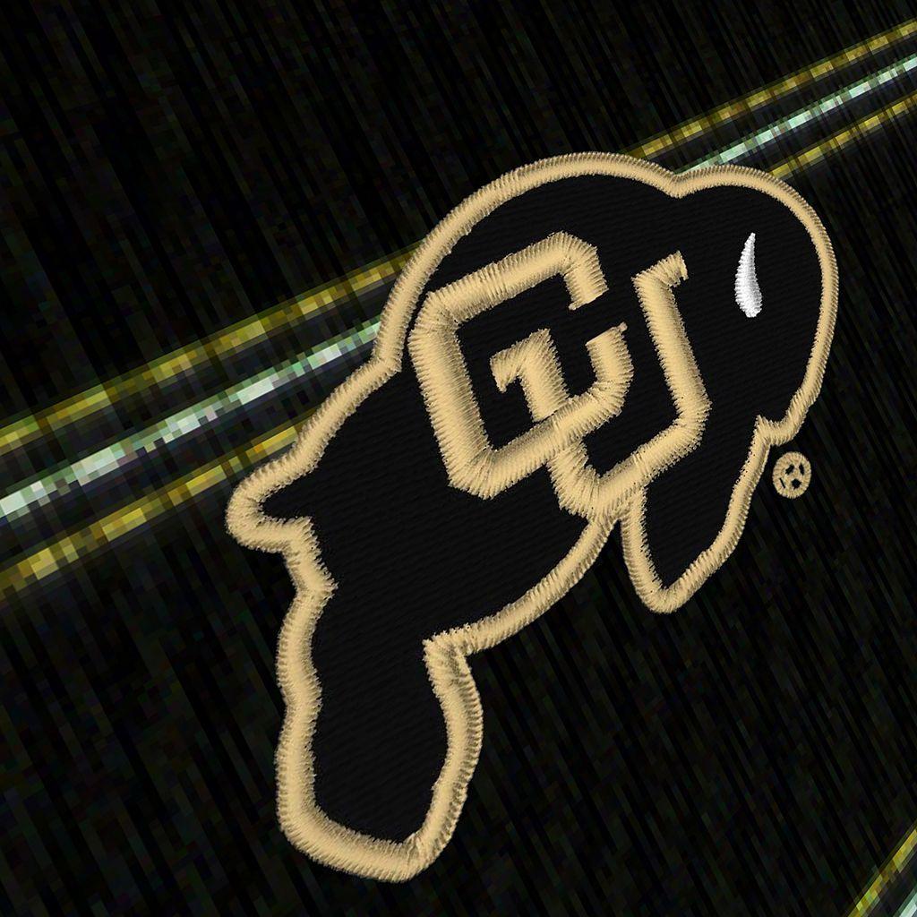 Men's Antigua Colorado Buffaloes Deluxe Striped Desert Dry Xtra-Lite Performance Polo