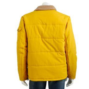 Hemisphere Voyager Quilted Puffer Jacket - Men