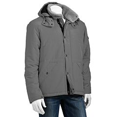 Hemisphere Voyager Quilted Puffer Jacket - Men