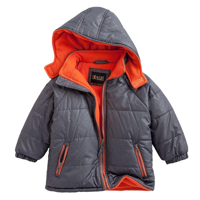 iXtreme Puffer Jacket - Boys 4-7
