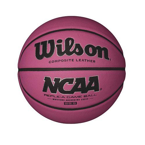 Wilson NCAA Replica Intermediate Basketball - Women & Youth