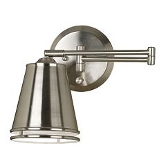 Metro Swing-Arm Wall Sconce
