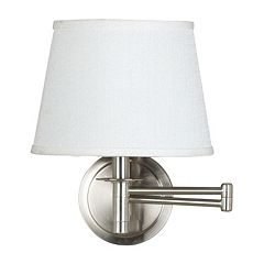 Sheppard Swing-Arm Wall Sconce