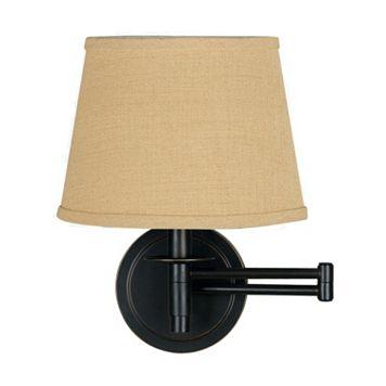 Sheppard Swing-Arm Wall Lamp