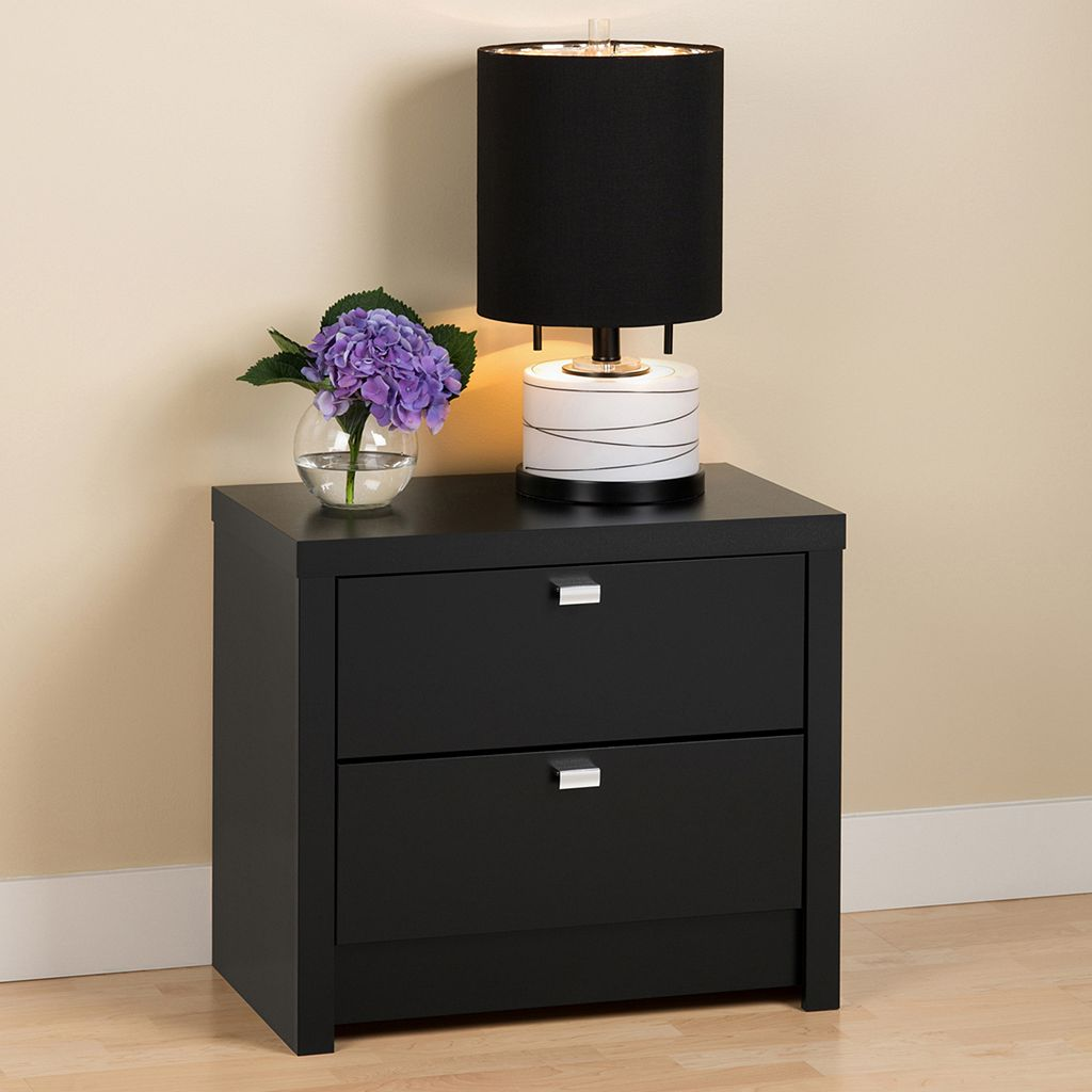 Prepac District Nightstand