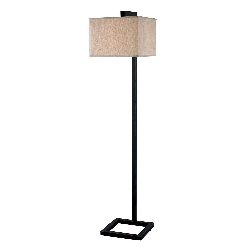 Four Square Floor Lamp