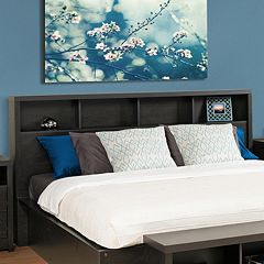 Prepac District King Storage Headboard