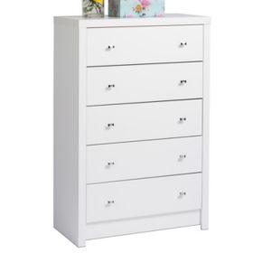 Prepac Calla 5-Drawer Dresser