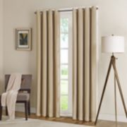 Madison Park Wingate Herringbone Blackout Window Curtain - 50'' x 84''