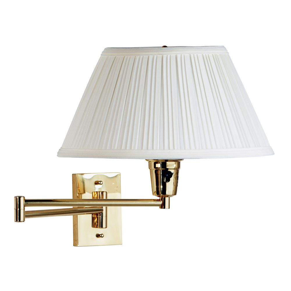 Element Swing-Arm Wall Lamp
