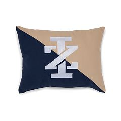IZOD Logo Oblong Throw Pillow