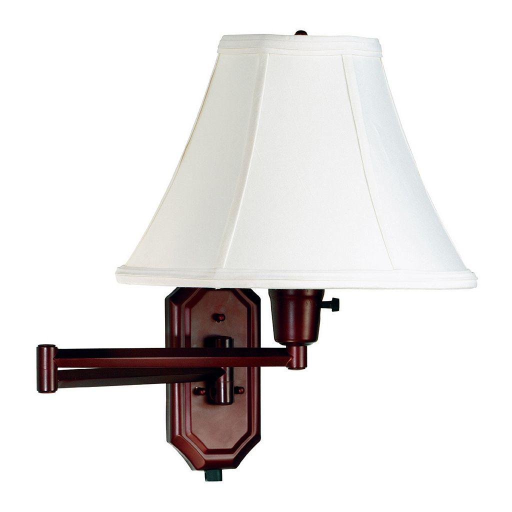Nathaniel Swing-Arm Wall Lamp