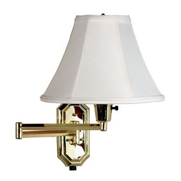 Nathaniel Swing-Arm Wall Lamp