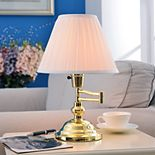Classic Swing-Arm Desk Lamp